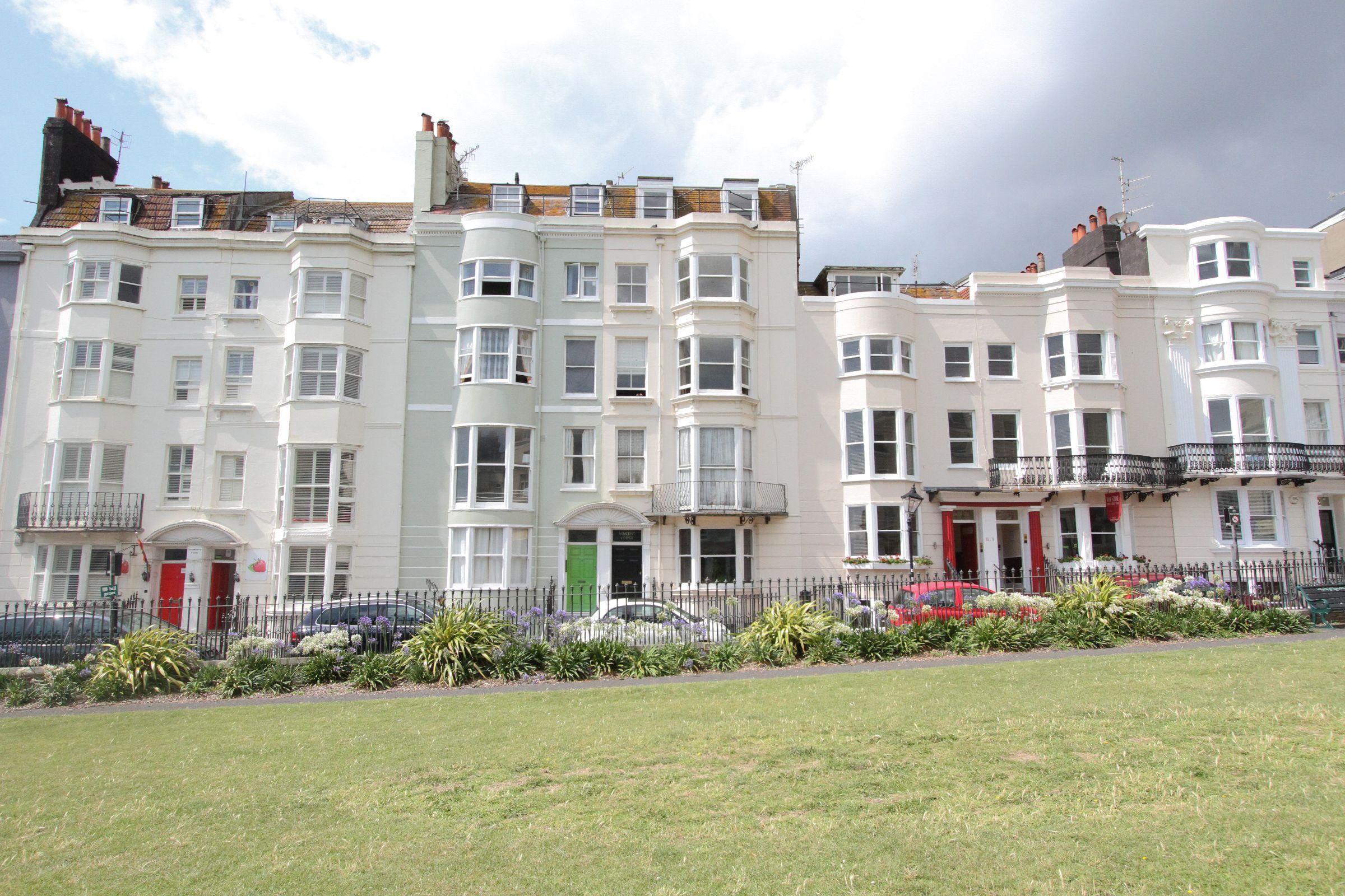 New Steine, Brighton